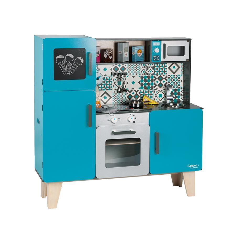Janod® Küche Lagoon Maxi mit Funktionen