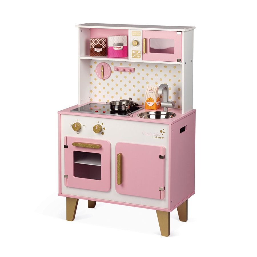 Janod® Cucina giocattolo Candy Chic