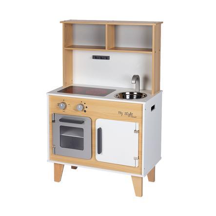 Janod® Kuchyňka My Style Natur k polepení
