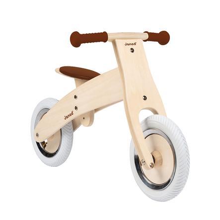 Janod® Bikloon Løbecykel i træ natur