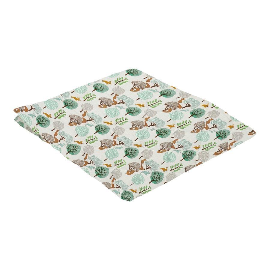 IDEENREICH Crawling Blanket Crawling Dream, Forest Animals