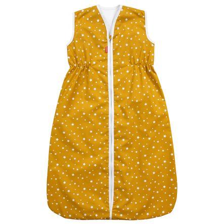 IDEENREICH Gigoteuse bébé étoiles jaune