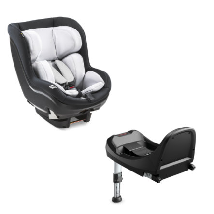 hauck Autostoel iPro Kids Set Lunar inclusief iPro Base