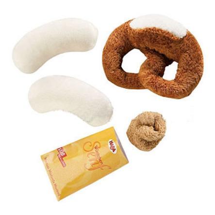 HABA Biofino - Winkel & Keuken - Witte worst met pretzel