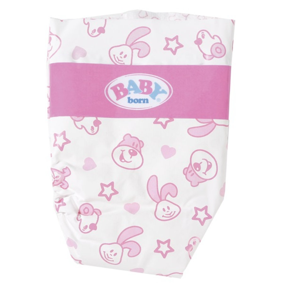 Zapf Creation Baby born® Luiers 5 stuks