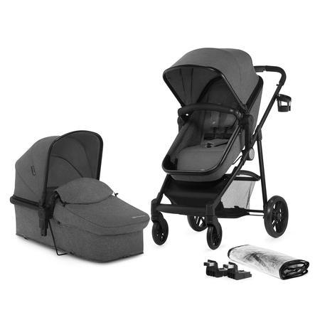 Kinderkraft Kombikinderwagen Juli 2 in 1 grey
