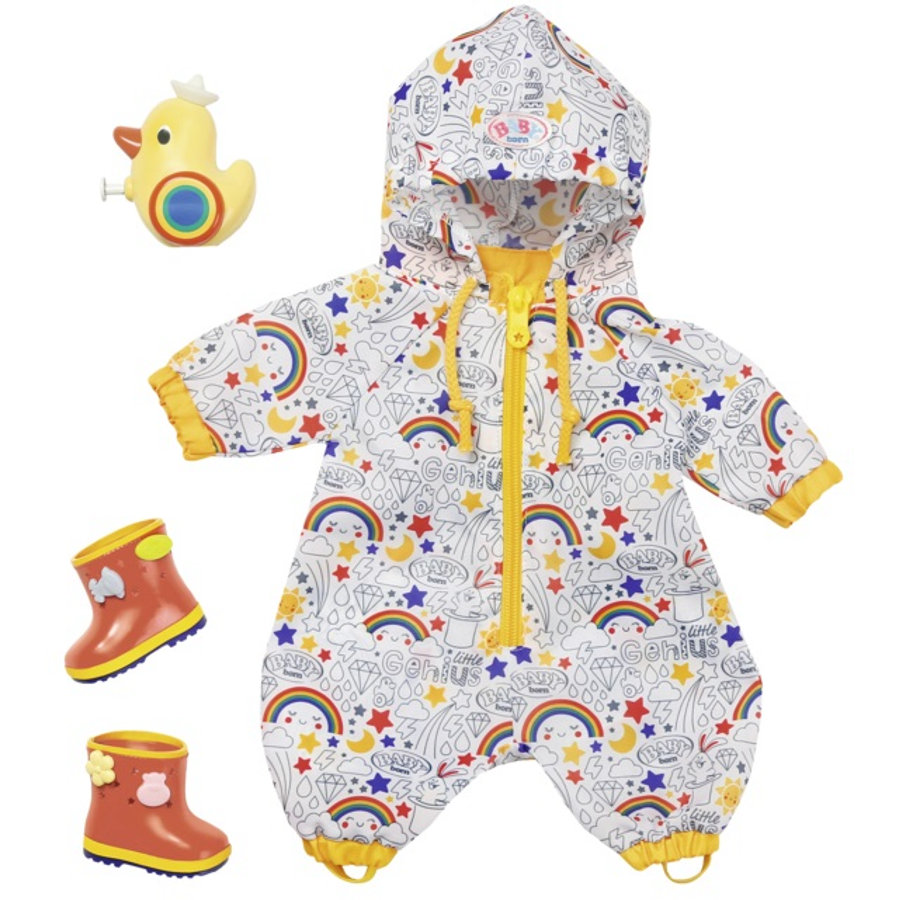 Zapf Creation BABY born® Deluxe Kindergarten Set