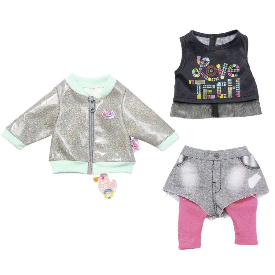 Zapf Creation BABY born® City Trendsetter Roboter Welt