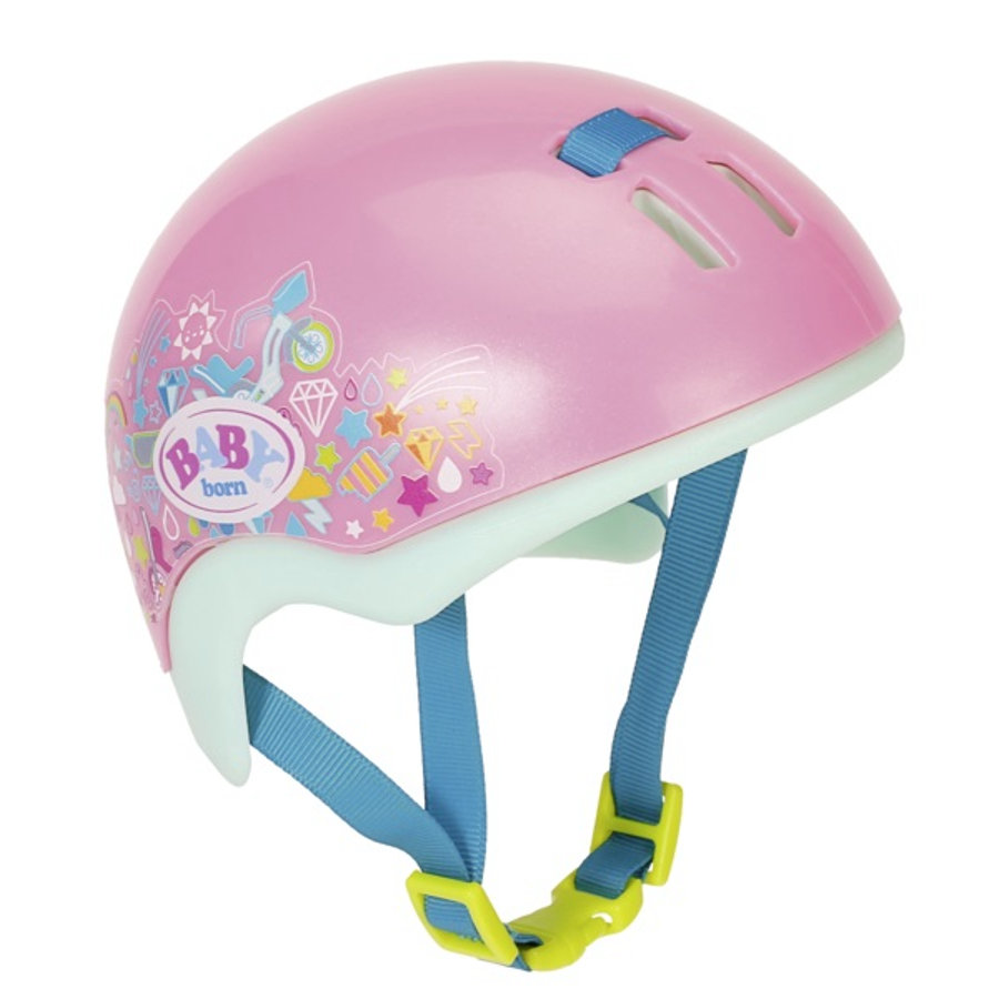 Zapf Creation BABY born® Play & Zábavná cyklistická přilba