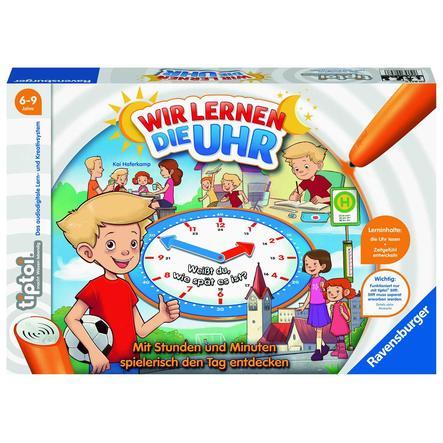 Ravensburger tiptoi® Wir lernen die Uhr