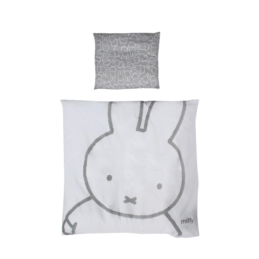 roba Ropa de cama de pesaje 2 Miffy piezas ® 80 cm x 80 cm