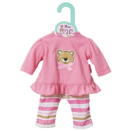 Zapf Creation Dolly Moda Pyjamas, 36cm