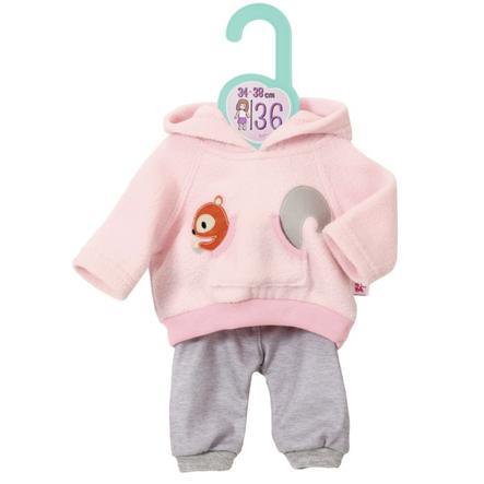 Zapf Creation Dolly Moda sportovní oblečení růžová, 36cm