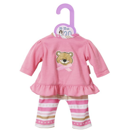 Zapf Creation Dolly Pyjamas, 30cm