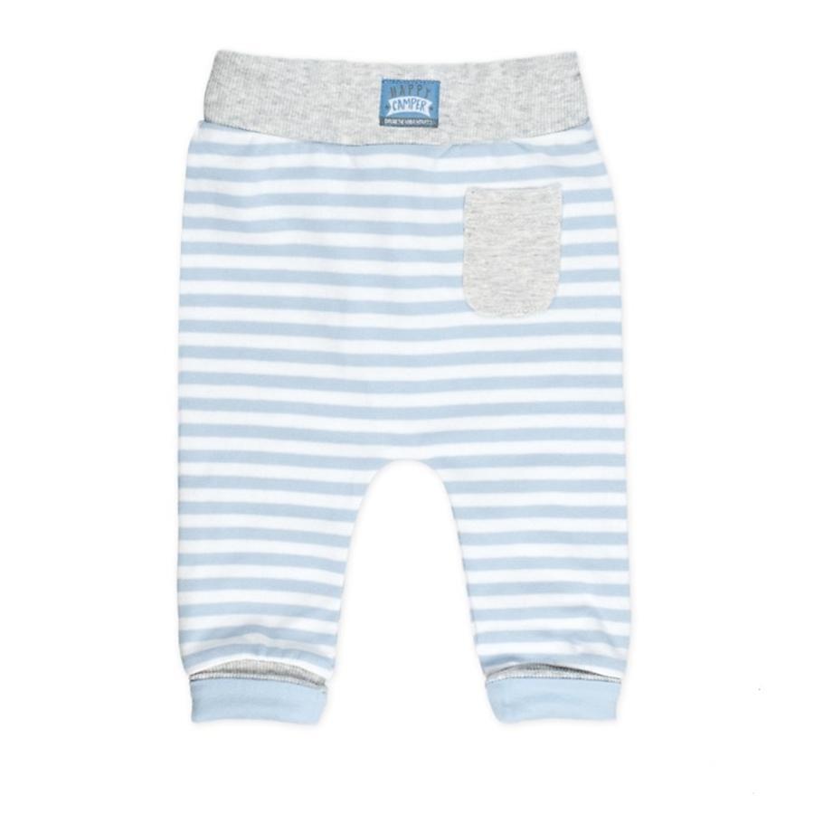 Feetje Pantalón de sudor Ringel Bésame con estampado azul marino