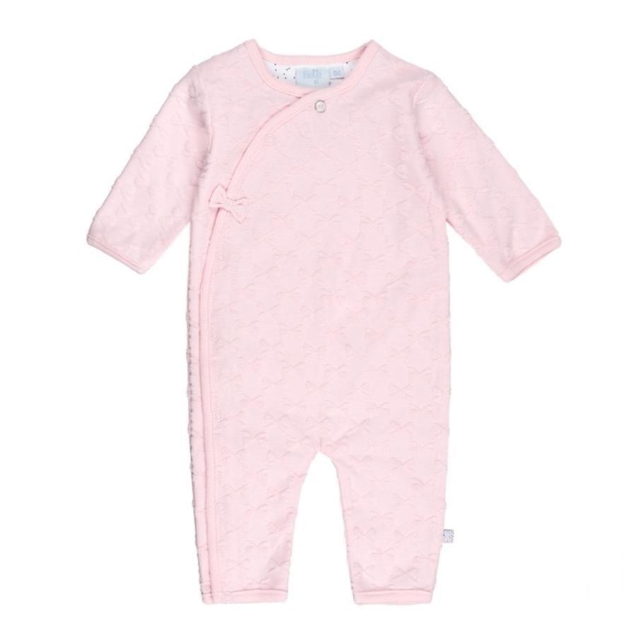 Feetje Pyjamas noeuds fantaisie en tissu fantaisie Tout de moi rose