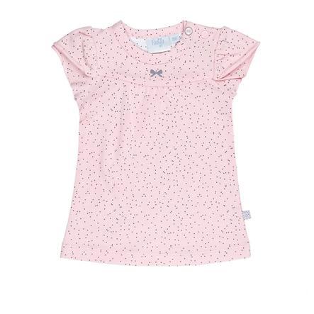 Feetje Girls Kleid All of me rosa gemustert