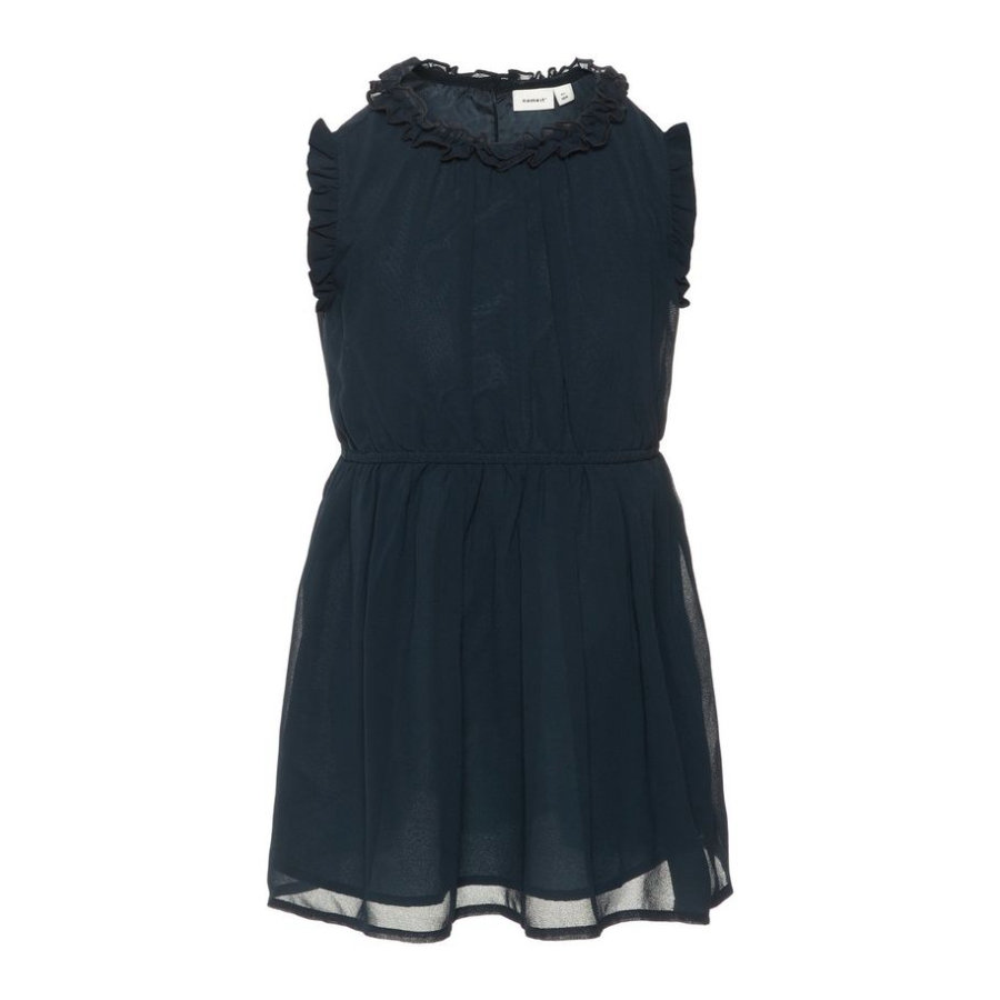 name it Girls Kleid Vilusi dark sapphire