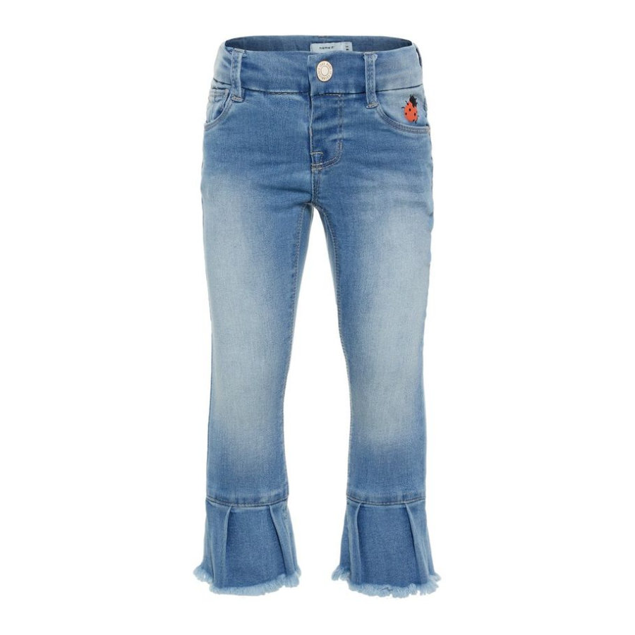 name it Girl s Jeans Jeans Polly denim bleu clair