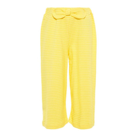 name it Girl s Culotte Habi primerose yellow