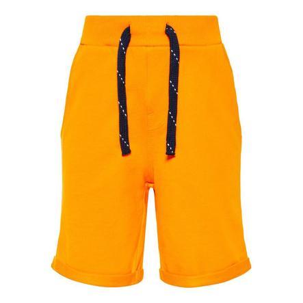 NAME IT poikien Shortsit Vermo liekki oranssi