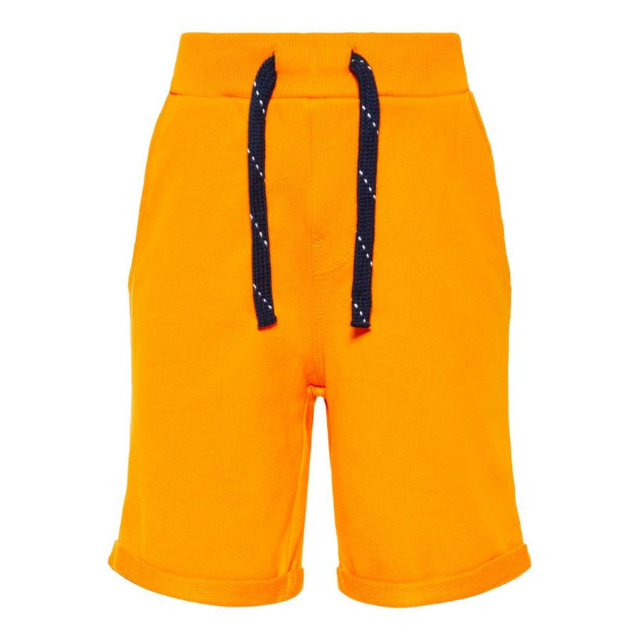 name it Boys Shorts Vermo flame orange