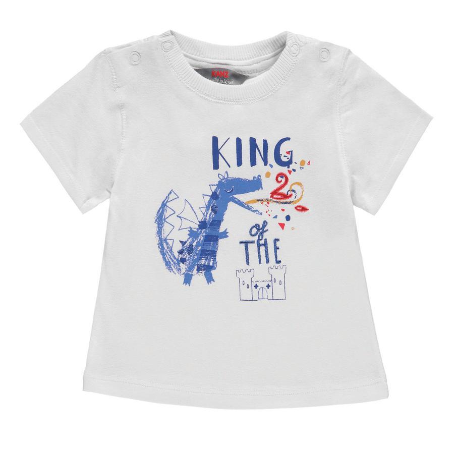 KANZ Boys T-Shirt, weiß