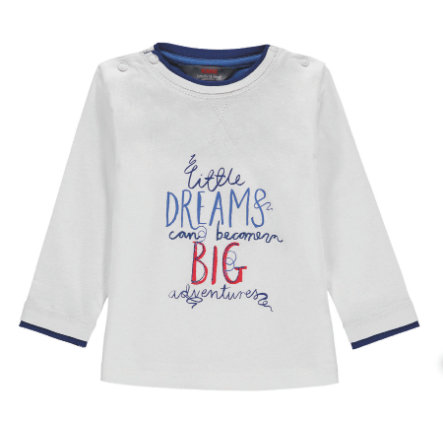 KANZ Boys Chemise manches longues, blanche