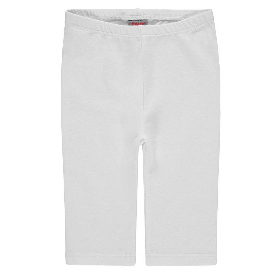 KANZ tyttöjen leggingsit, valkoinen