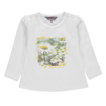 KANZ Girl s Overhemd met lange mouwen, wit