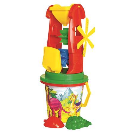 Bino Sand-Spielzeug Set, groß