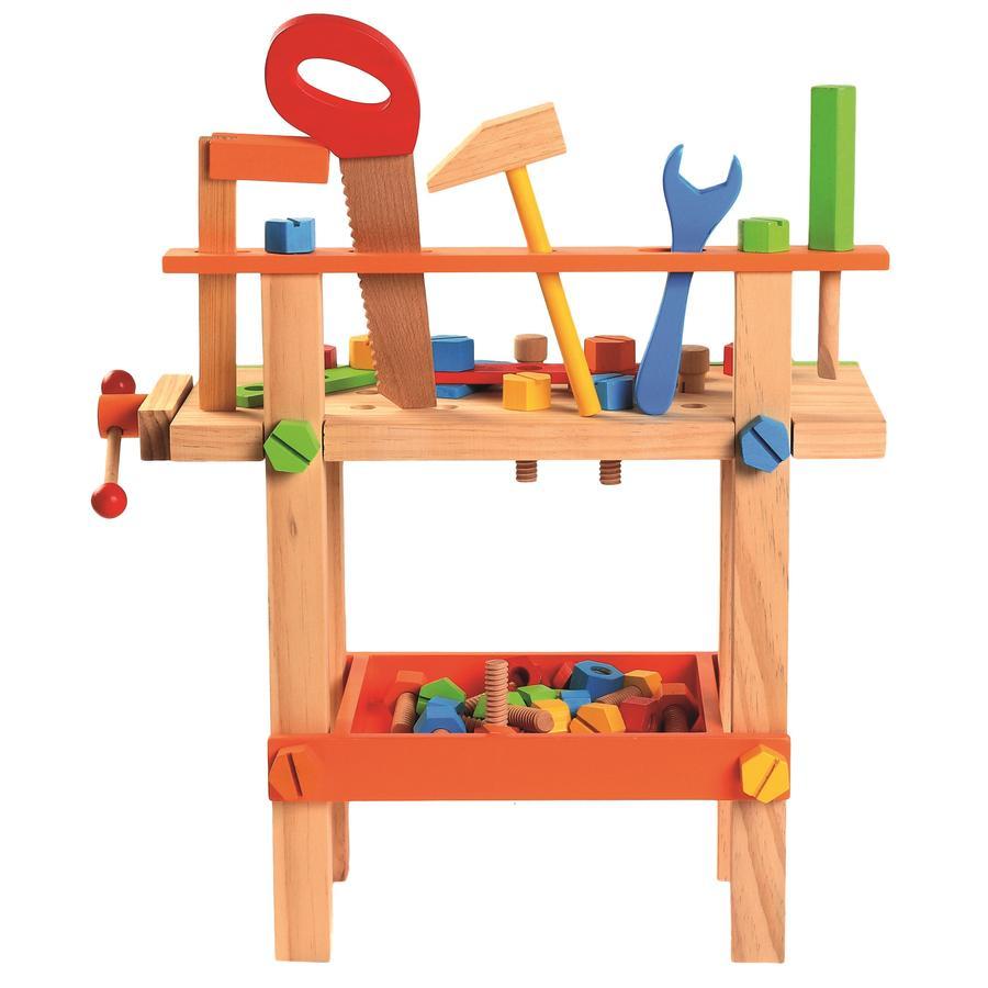 Bino Workbench s nástroji