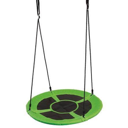 Bino Round nest swing, grønn