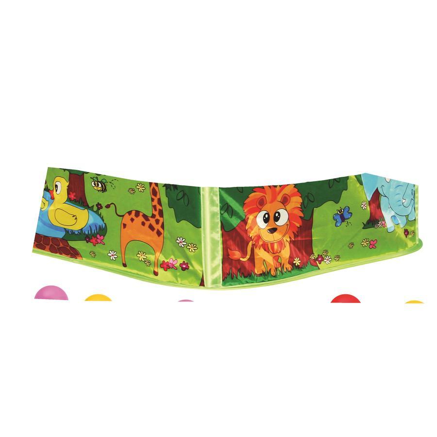 Bino Spielbecken mit Bällen
