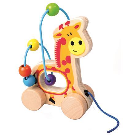 Bino Dřevěné bludiště, žirafa
