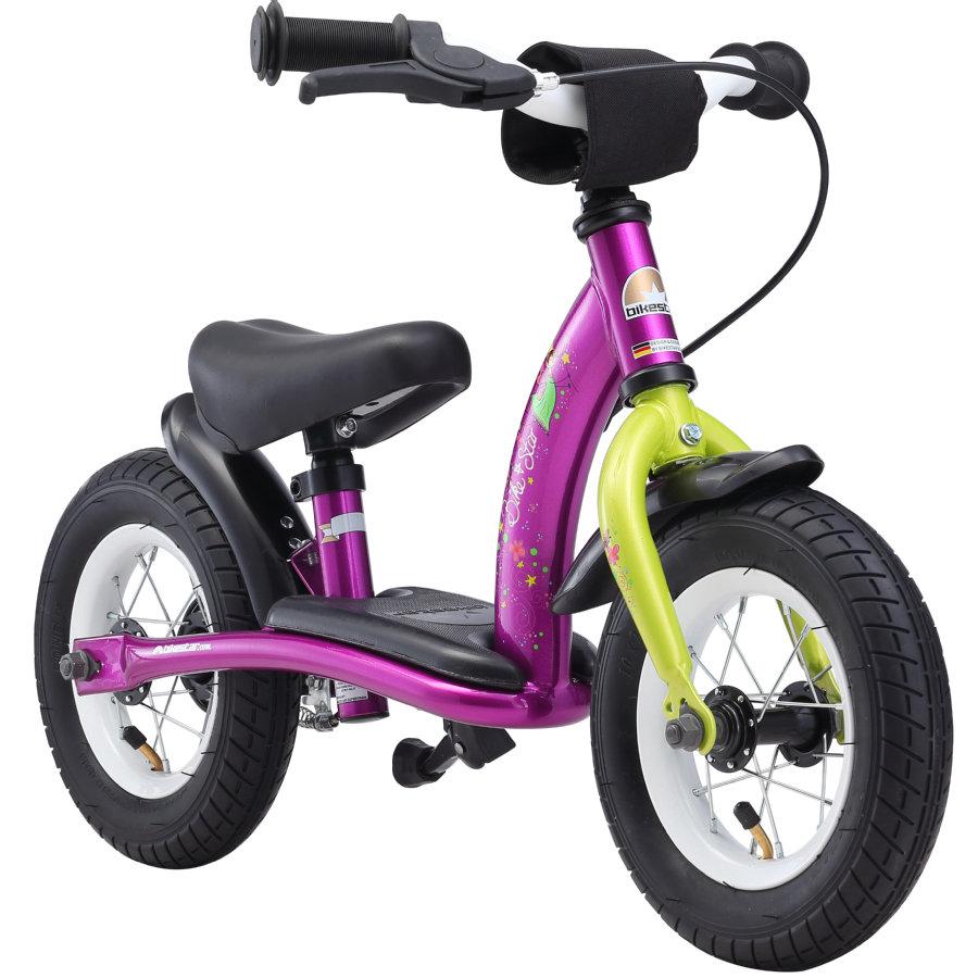 Bikestar bezpečné dětské odrážedlo 10'' Berry White