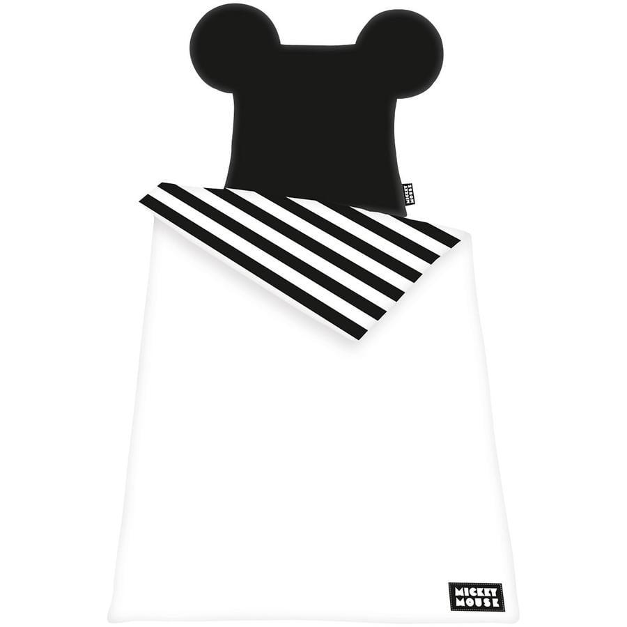 HERDING Sengetøj  Mickey Mouse Brand-Collection 135x200 cm