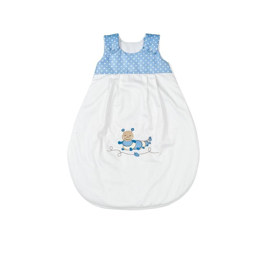 bebella vital Makuupussi pieni toukka sininen