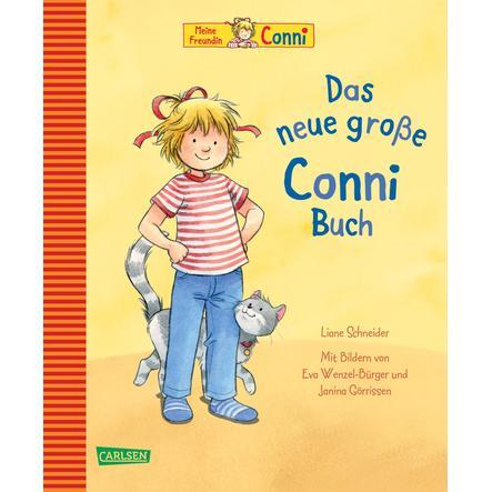 CARLSEN Meine Freundin Conni: Das neue große Conni-Buch (Hardcover)