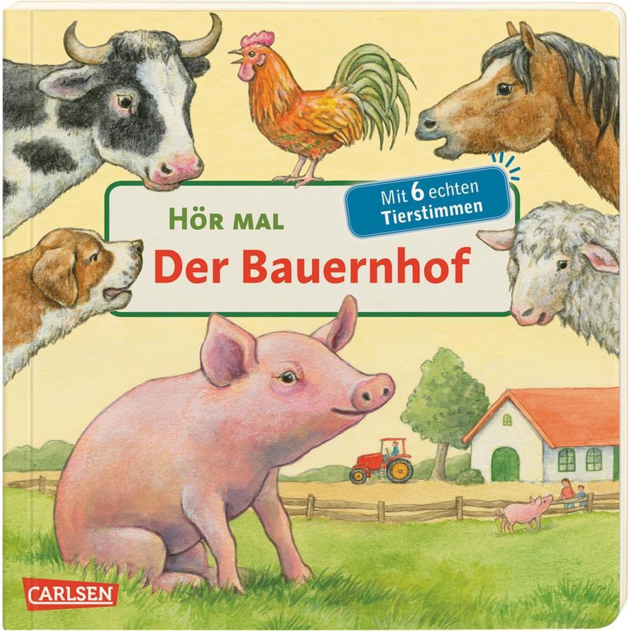 CARLSEN Hör mal: Der Bauernhof
