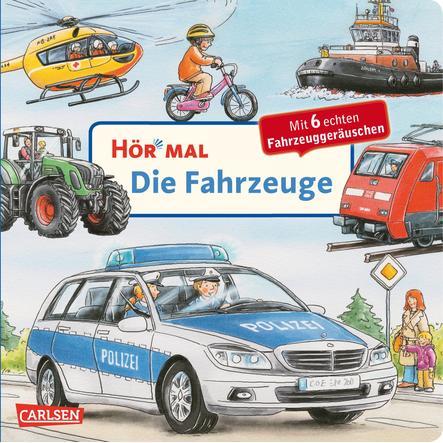 CARLSEN Hör mal: Die Fahrzeuge