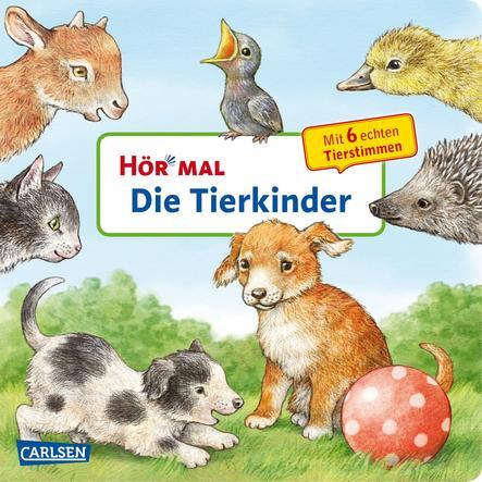 CARLSEN Hör mal: Die Tierkinder