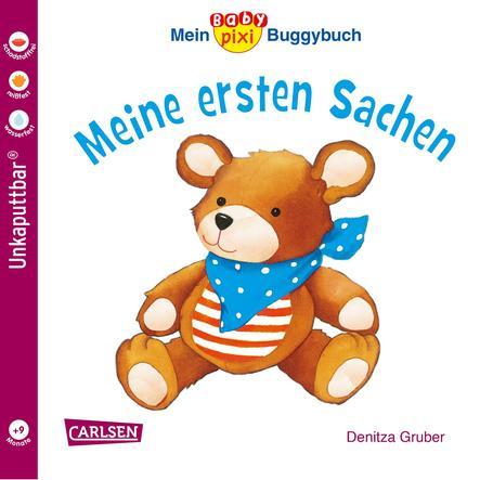 CARLSEN Mein Baby pixi Buggbuch 67: Meine ersten Sachen