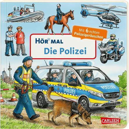 CARLSEN Hör mal: Die Polizei