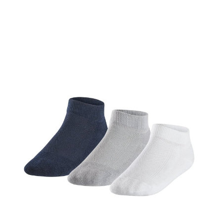 FALKE Chaussettes de baskets Pack de 3 assortiments