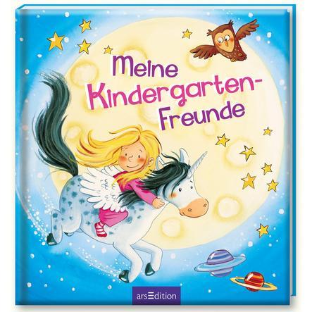 arsEdition Meine Kindergarten-Freunde (Einhorn)