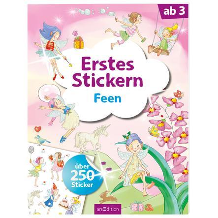 arsEdition Erstes Stickern: Feen