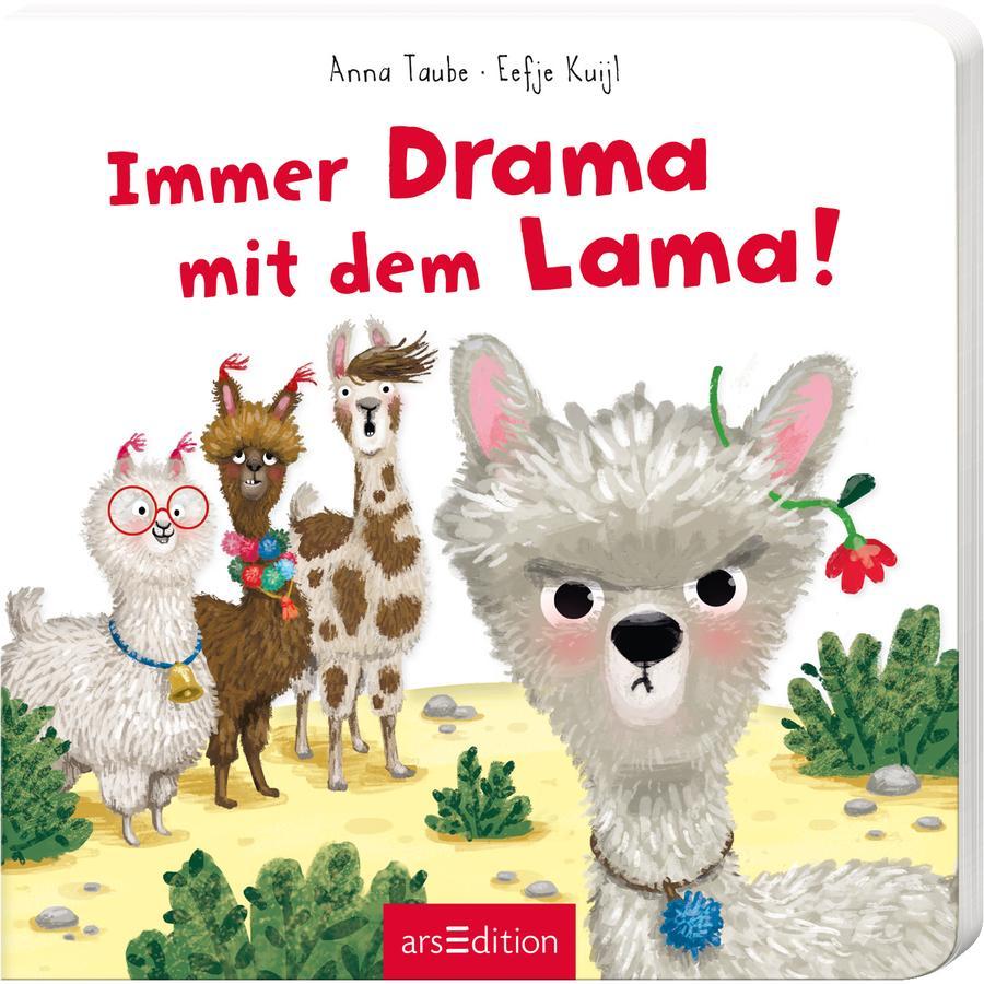 arsEdition Immer Drama mit dem Lama!