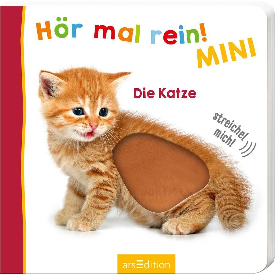 arsEdition Hör mal rein! Mini - Die Katze