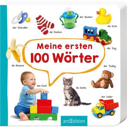 arsEdition Meine ersten 100 Wörter